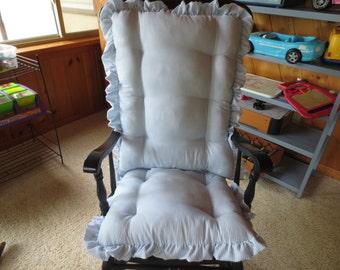 Rocking chair cushion sets