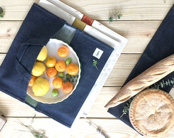 Casserole Tote Bag by Aplat // Culinary Totes // picnic and potluck // back-to-school // perfect gift for foodies // gift for chefs