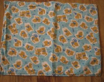 Baby Burp Cloth / Pet Carrier Liner / Cute Kittens