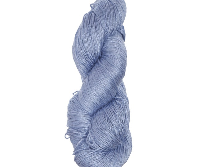 "Milk Yarn - Fingering/lace weight in ""Serenity"""