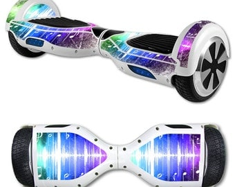 Skin Decal Wrap for Self Balancing Scooter Hoverboard unicycle Music Man