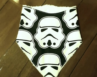 Star Wars Storm Trooper Bib