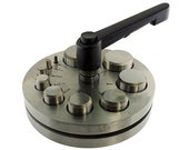Disc Cutter - Circle - 10 Punches - for Jewelry Making - SFC Tools - 28-589- FREE Domestic Shipping