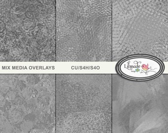 Photoshop overlay for photography and digital scrapbooking, textured Photoshop overlays O322