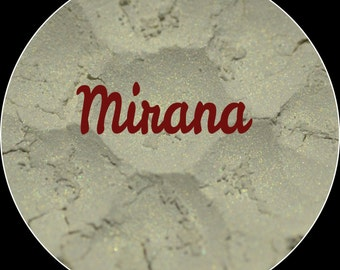 Mirana~loose mineral eyeshadow Lip safe,Vegan