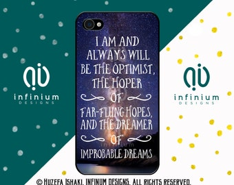I am And Always Will Be, Case For iPhone 6S, iPhone SE, iPhone 5, iPod Touch 6, iPhone 6 PLus, iPhone 6, iPhone 5S & iPhone 5C Case