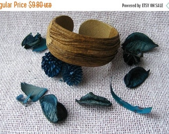 ON SALE Handmade Leather Bracelet Mothers Day Gift For Her Womens Bracelet Beautiful Accessory
