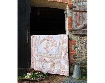 Flower Bed Quilt Pattern Download 803264