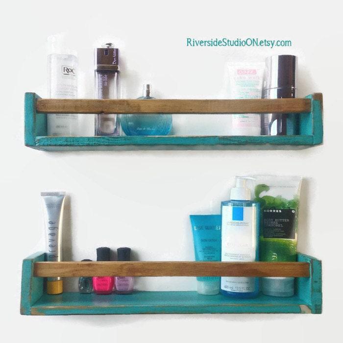 Amazing Modern Rustic Floating Shelf Wooden Bathroom Shelves Gallery Shelves