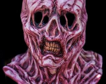 ROT,  Horror mask, Gory mask, zombie mask,