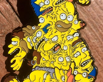 Springfield SMASHUP! (Ghost Bat X Phat Pins) LE 125
