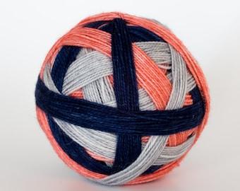 Come Sail Away - Self striping sock yarn