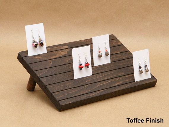 earring holder earring card display earring stand