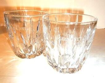 ON SALE WAS 19.99...Glenlivet Low Ball Glasses
