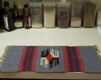 Vintage Handwoven Native American Table Linen