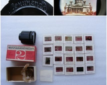 Vintage 1973s  USSR Soviet Russian  Slide Viewer