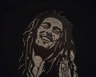 Bob Marley Bling Tee