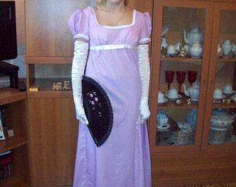Regency Dress - Jane Austen Inspired dress - Regency Era
