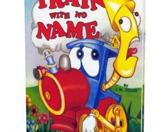 Personalized Book The Train with No Name Introductory Offer
