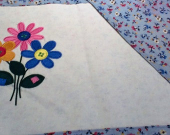 Flower Placemats