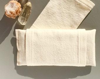 Eye Pillow W/2 Covers Organic Aromatherapy