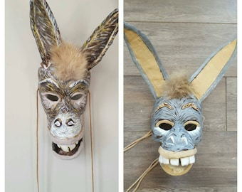 Midsummer Night's Dream mask