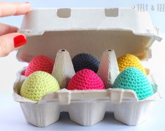 Rattles crochet