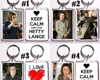 HOT SUMMER SALE Linda Hunt Keychain Key Ring - Many Designs To Choose From