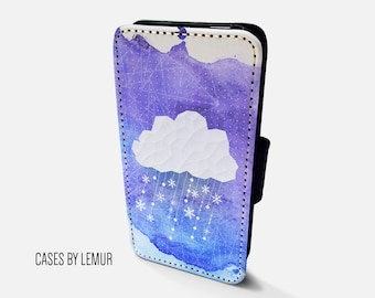 CLOUD Iphone 6s Plus Wallet Case Leather Iphone 6s Plus Case Leather Iphone 6s Plus Flip Case Iphone 6s Plus Leather Wallet Case Leather