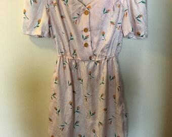 Springtime Flowy Dress