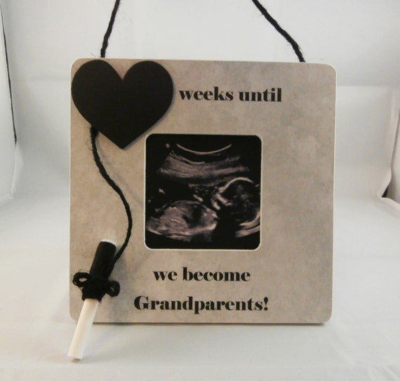 Baby Gifts For New Grandparents : Pregnancy reveal to family new grandparents first time