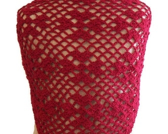Written In My Own Hearts Blood MOBY inspired crocheted shawl