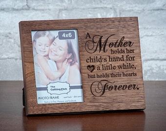 Mother Frame, Mom Gift, Mom daughter, Mom son,