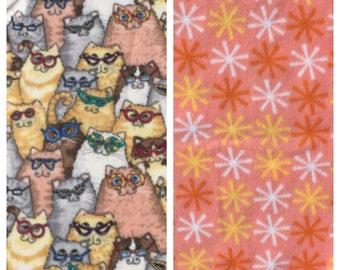 Fleece Cat Blanket(C84)