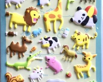 Stickerset Zoo! (A1071)