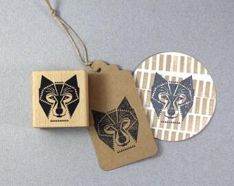 Stamp Wolf