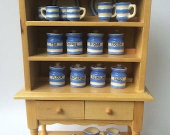 Storage Jars (Dollhouse)