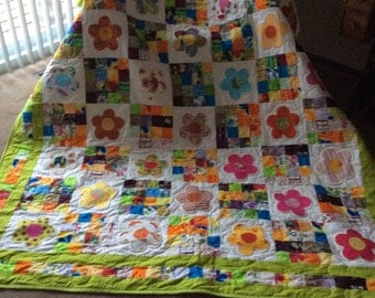 Twin quilt