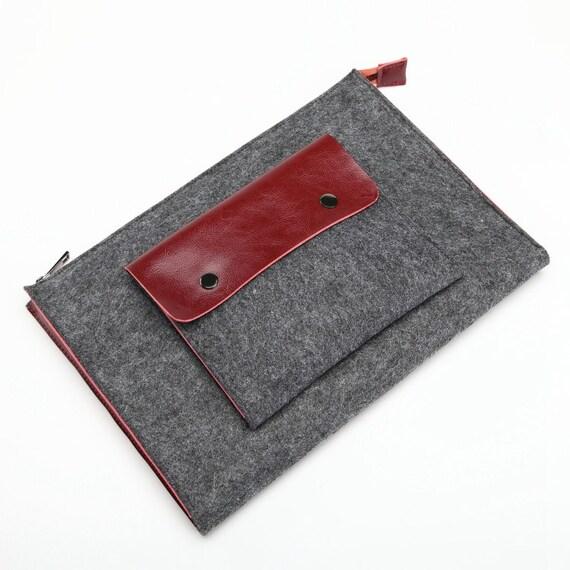 macbook 12 sac macbook pro mac portable affaire sac par topfelt. Black Bedroom Furniture Sets. Home Design Ideas