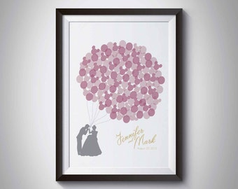 Disney Wedding Guest Boards