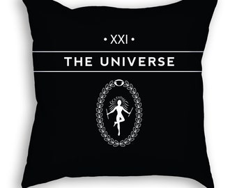 The Universe | Tarot Pillow