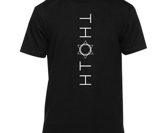 Thoth Hexagram (hermes, hermes shirt, thoth shirt, kybalion, kybalion shirt, occult shirt, occult t-shirt)