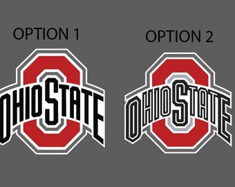 Ohio State Buckeyes Full Color - Die Cut Decal/Sticker