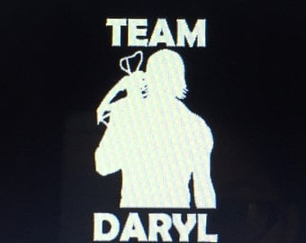 Daryl dixon decal