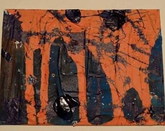 Original Abstract Art work