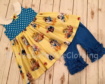 SALE!!! SNOW WHITE Dress only