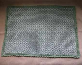 PATTERN Morrocan Lullaby Baby Blanket