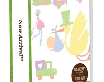 """Cricut Cartridge """"NEW ARRIVAL""""  ~ Factory Sealed & Ready to Ship"""