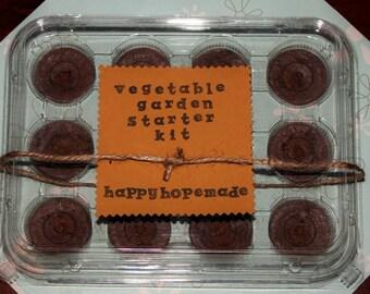 Vegetable Garden Starter Kit