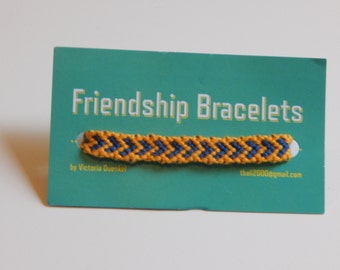 Heart Friendship bracelets (H1)
